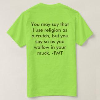Cristandade explícito tshirt