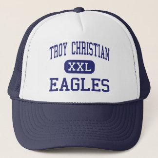 Cristão de Troy - Eagles - segundo grau - Troy Boné