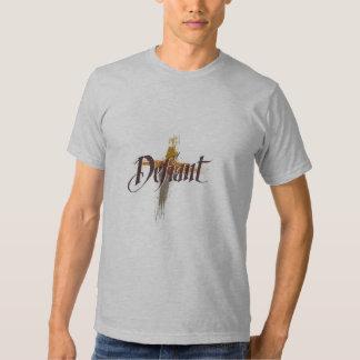 Cristão desafiante t-shirts