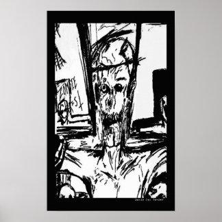 Cristo do zombi pôster