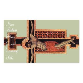 'Crucifixion Cartão De Visita