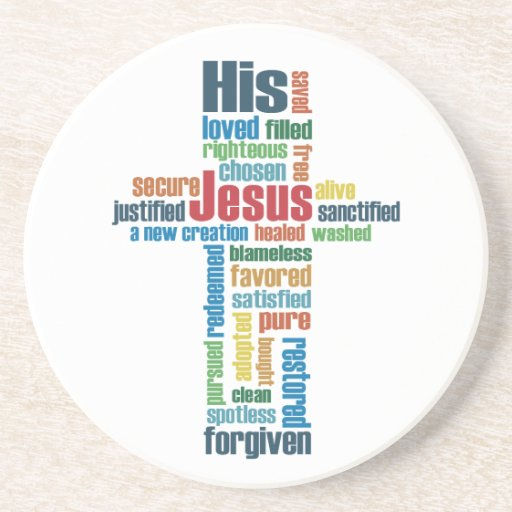 Cruz de Jesus Porta Copo Para Bebidas