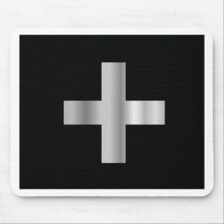 cruz grega da cristandade mousepads