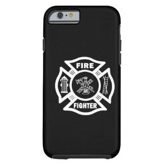 Cruz maltesa do bombeiro capa para iPhone 6 tough