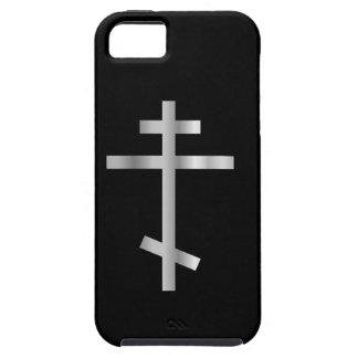 Cruz ortodoxo da cristandade capa para iPhone 5
