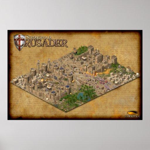 Cruzado da fortaleza - poster 1