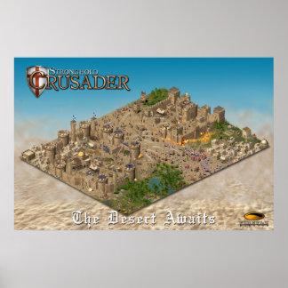 Cruzado da fortaleza - poster 2