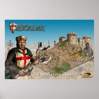 Cruzado da fortaleza - poster 3