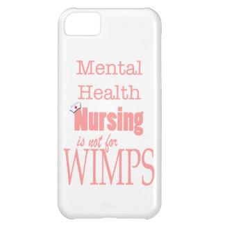 Cuidados-Não da saúde mental para Wimps! - Rosa Capa Para iPhone 5C