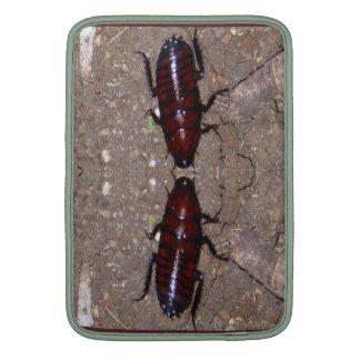 Culinária selvagem da guloseima - ciência insetos bolsas para MacBook air