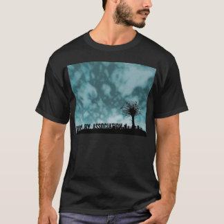 Culpado pela associação camiseta
