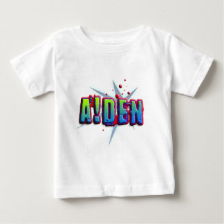 Cume name Aiden with! as j Camisetas