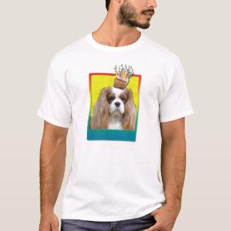 Cupcake do convite - Cavalier - Blenheim Camiseta