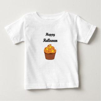 Cupcake do Dia das Bruxas Camisetas