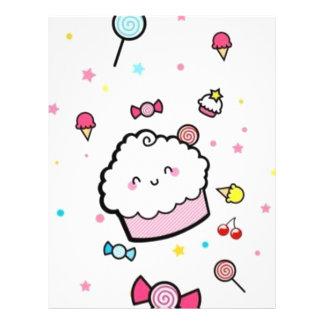 cupcake flyer 21.59 x 27.94cm