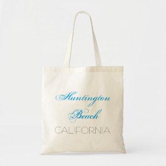 Customizável engraçado de Huntington Beach Bolsa Tote