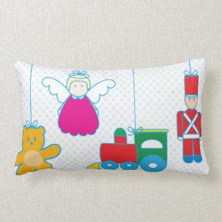Cute baby toys almofada lombar