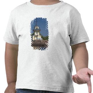 Czar Peter a cidade naval da fortaleza dos Tshirts