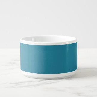 """Da """"bacia azul do pimentão sereia"""" tigela de sopa"""