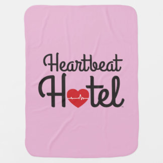 """Da """"carrinho de criança do hotel pulsação do cobertores para bebe"""