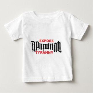 Da exposição tirania AGORA T-shirt