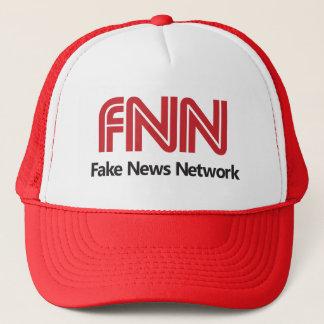 Da rede falsificada da notícia de FNN boné