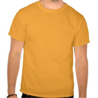 Da t-shirt do ouro estada