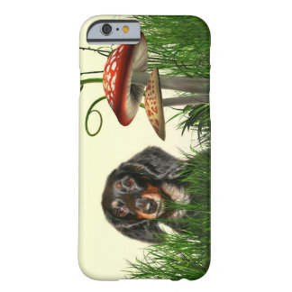 Dachshund Capa Barely There Para iPhone 6