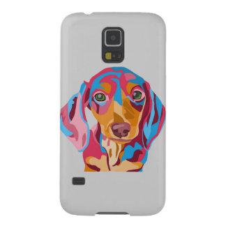 Dachshund Capinhas Galaxy S5