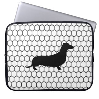 Dachshund galhardo capa para laptop
