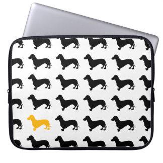 dachshunds capas para laptop