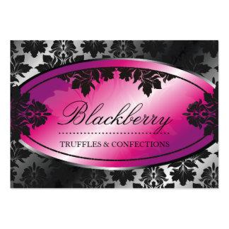damasco da trufa de 311-Sweet Blackberry Cartoes De Visitas