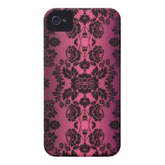 Damasco feminino do Victorian Capa Para iPhone
