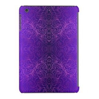 Damascos abstratos florais do iPad do CaseMate Capas iPad Mini Retina