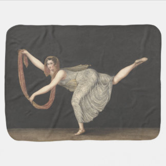 Dança Annette Kobler Amsterdão 1812 do Manta Para Bebe