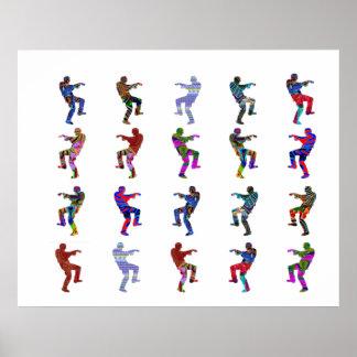 Dança ART101: Descubra o ZOMBI em você Pôster