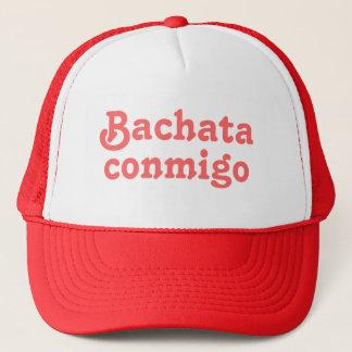 Dança de Bachata Conmigo comigo boné Latin da