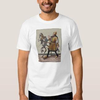 Dança de morte em Basileia | o judeu T-shirt