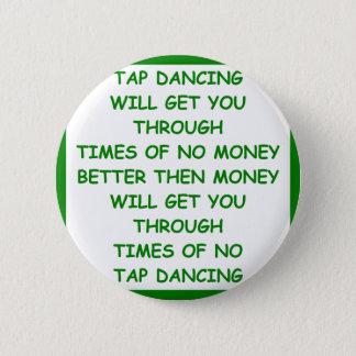 dança de torneira bóton redondo 5.08cm