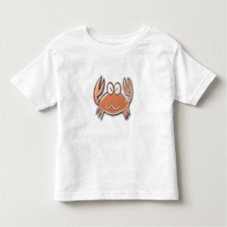 dança do caranguejo camiseta