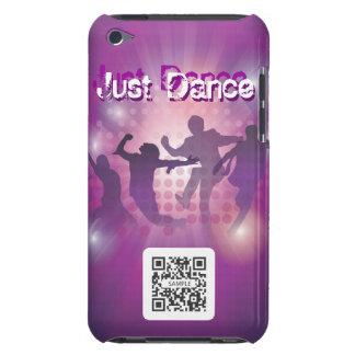 dança do modelo da capa do ipod touch apenas