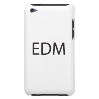 Dança eletrônica Music ai Capa iPod Touch Case-Mate