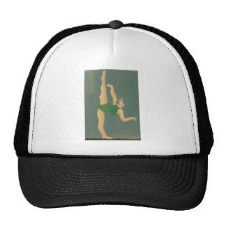 Dançarino, chapéu boné