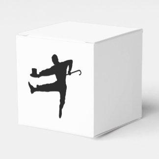 Dançarino de torneira caixinhas de lembrancinhas para casamentos