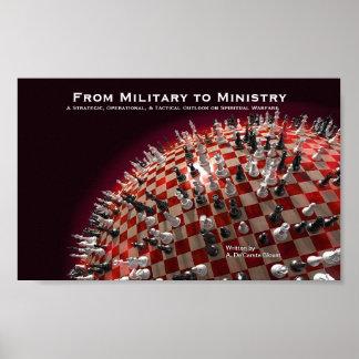 Das forças armadas ao ministério pôsteres