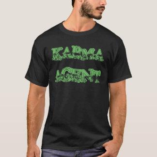 """Das """"t-shirt do agente karmas"""" t-shirts"""