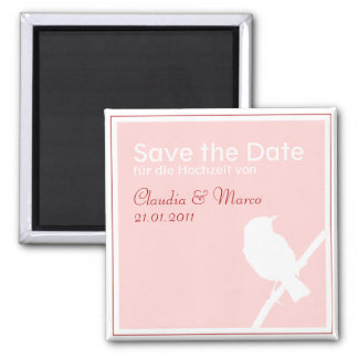 Date Save the íman à boda türkis vermelho