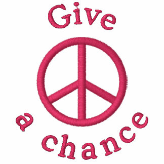 Dê a paz uma possibilidade