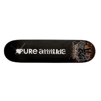 Dê a paz uma possibilidade skates