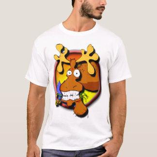 De Alaska t-shirt dos alces ultra